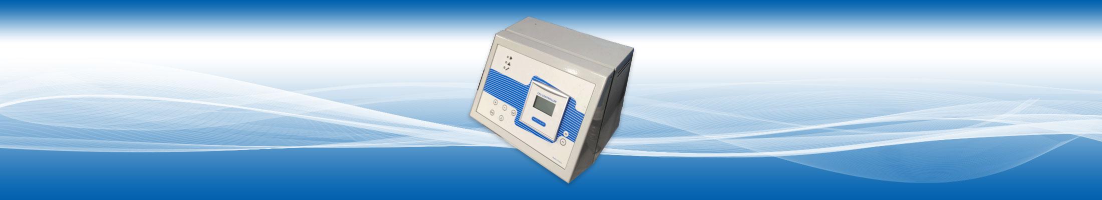 CPU controller medical air