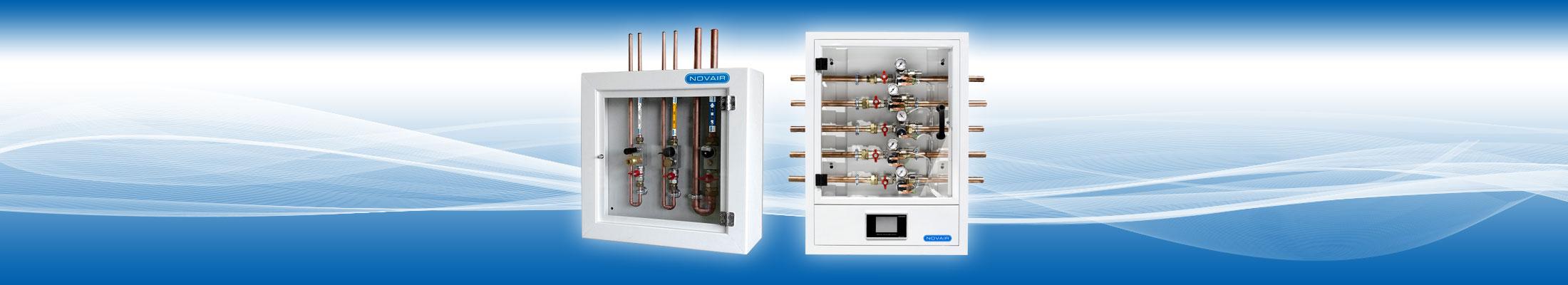 Area valves service units