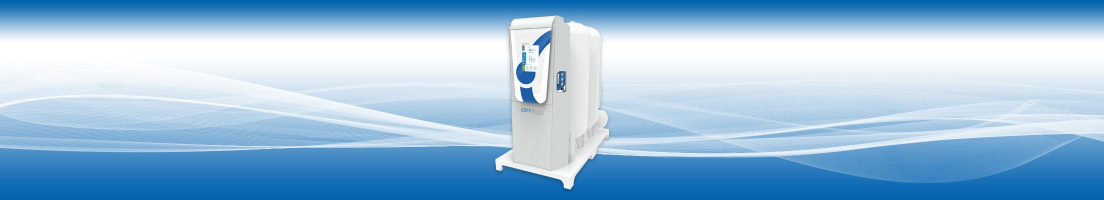 99,5% - Ultra High Purity DS-PSA Oxygen Generator