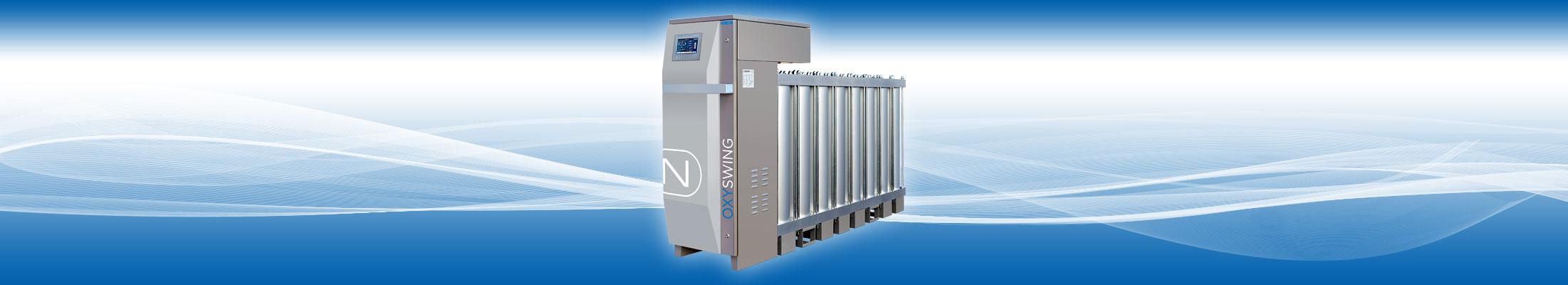 95%% - Modular PSA Oxygen Generator