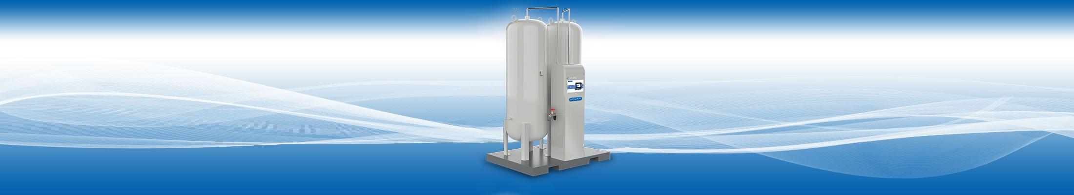 93% - Twin Tower PSA Oxygen Generator