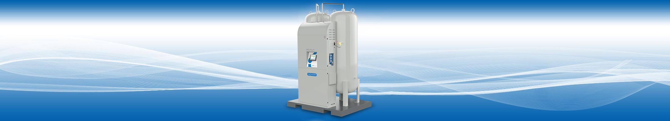 95%% - Twin Tower PSA Oxygen Generator